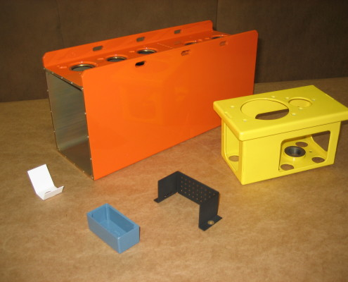 Check out these powder coated parts